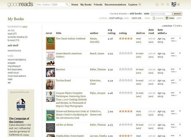 cool books at Goodreads (click)