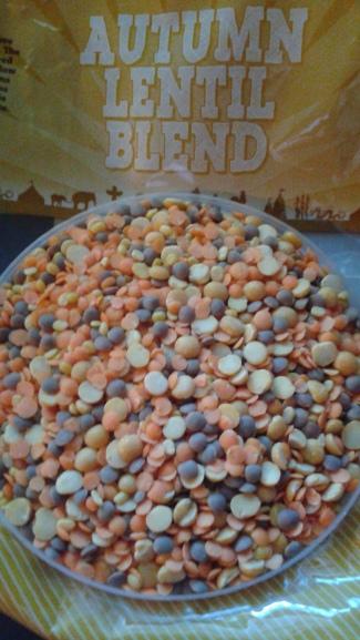 Lentil Blend for soup